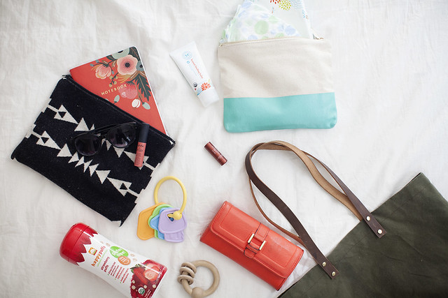 What's in my [diaper] bag?