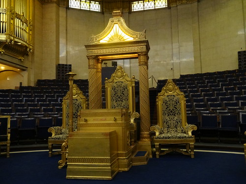 04w - Chairs at Freemasons Hall