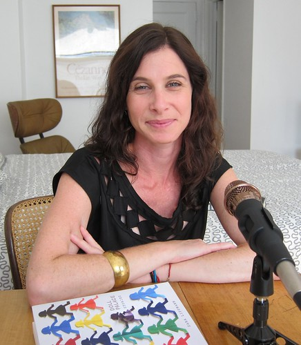 Sara Lippmann on The Virtual Memories Show