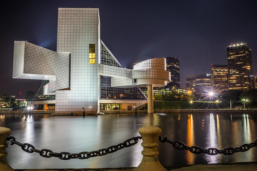Rock and Roll Hall of Fame by Geoff Livingston