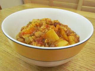 Barley Vegetable Stew