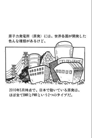 原子力発電の説明