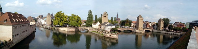 Barrage Vauban, Ponts Couverts