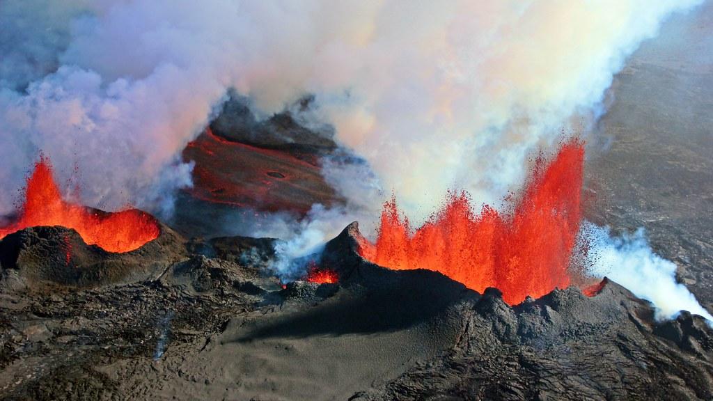 Holuhraun eruption, Bárðarbunga volcano - Iceland 04