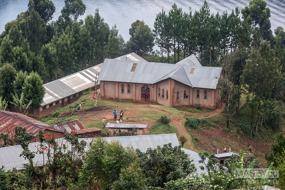 The Church is the centrepiece of a majority of villages in Uganda.