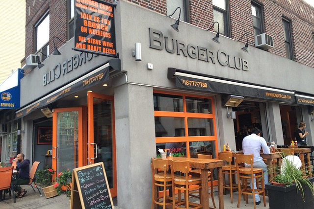 日, 2014-09-14 18:05 - Burger Club