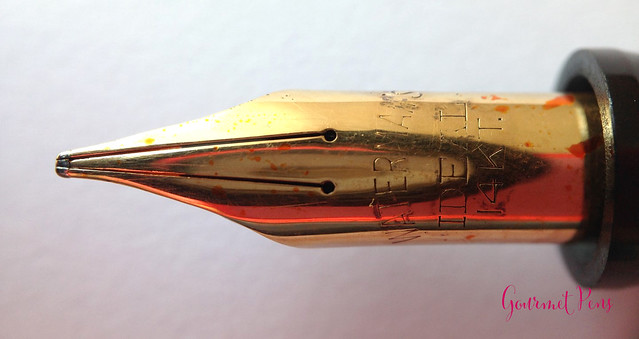 Waterman Music Nib