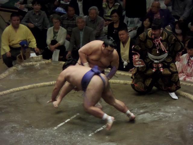 Short Sumo Match 3