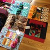 all the patchwork done! #yay #projectbags #urbanespinnstube #100folgen