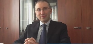 Il dirigente dell'ITES, prof. Andrea Roncone