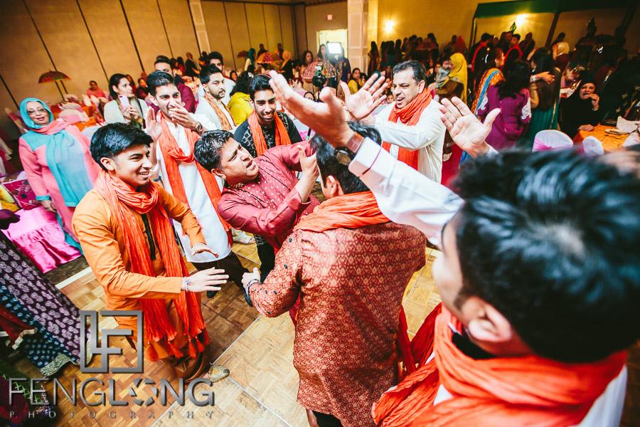 S & A Mehndi | Ashiana | Atlanta Pakistani Muslim Wedding