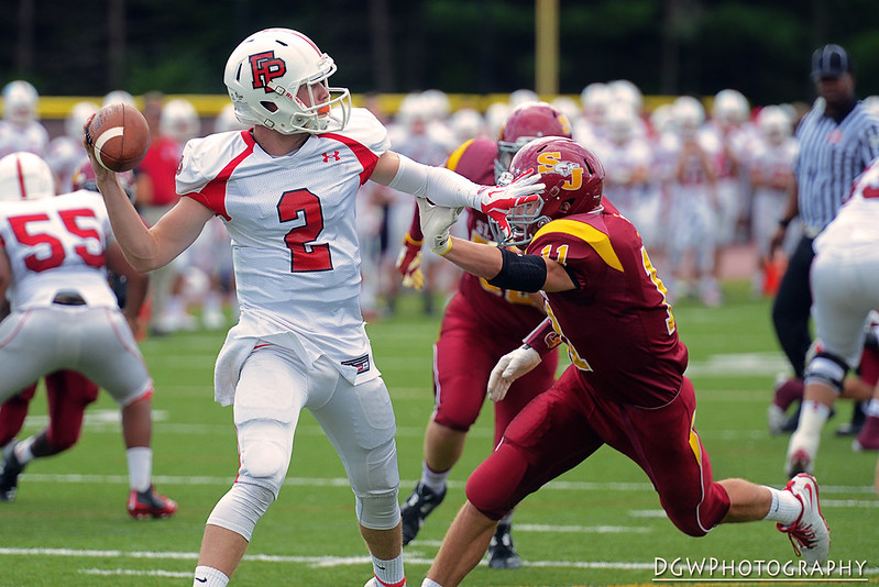 St. Joseph vs. Fairfield Prep - High School Football