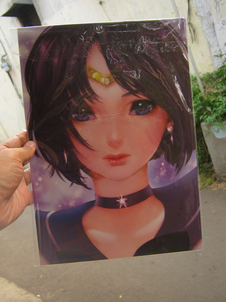 Sailor Mercury - Ami Mizuno - Sailor Moon