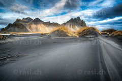High Winds @ Vesturhorn