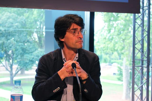 Nicolas Georges, directeur du Service du livre et de la lecture, ministère de la Culture et de la Communication - Congrès ABF 2015