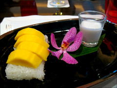 Last Chance For Mango and Sticky Rice