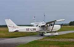 Flying in Skåne