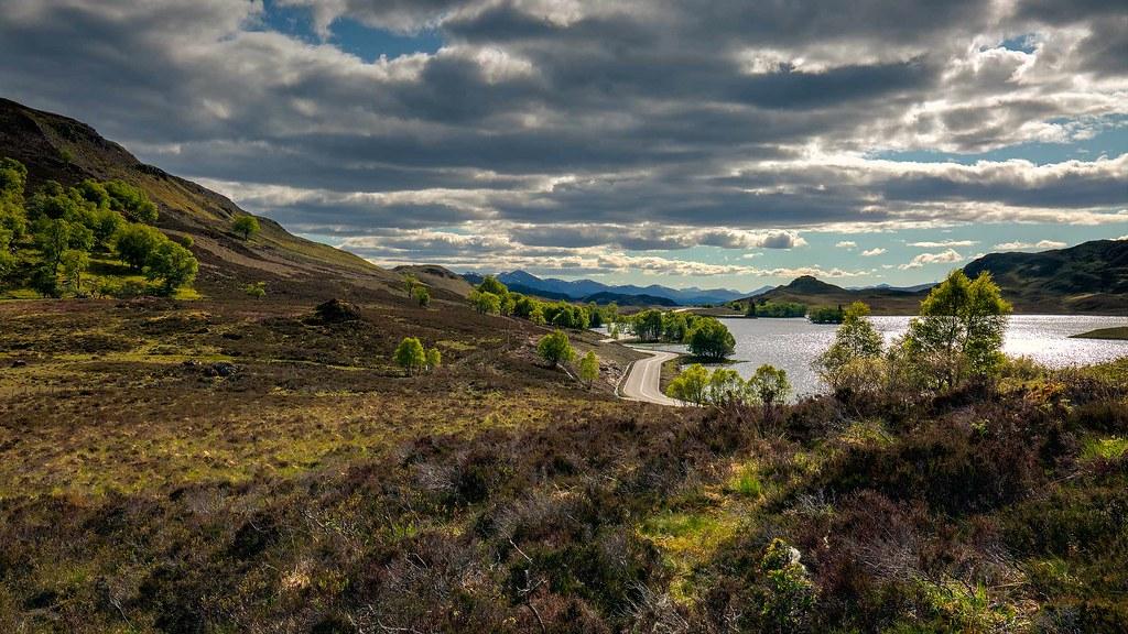 Highlands & Heather - Loch Tarff