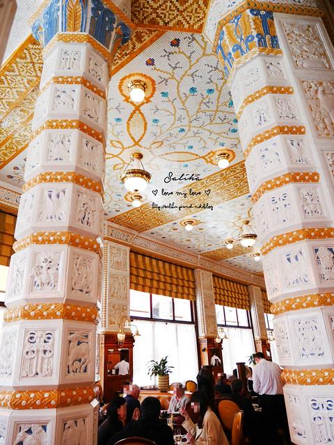 布拉格Cafe Imperial 帝國咖啡館 世界最美十大咖啡館 (38)
