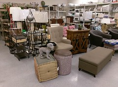 Fancy closeout fruniture, and other home furnishings
