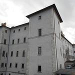 lato, palazzo Chigi, Ariccia