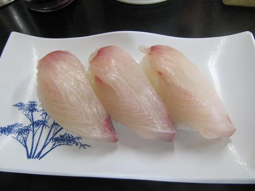 金沢競馬場の金澤玉寿司のガンド