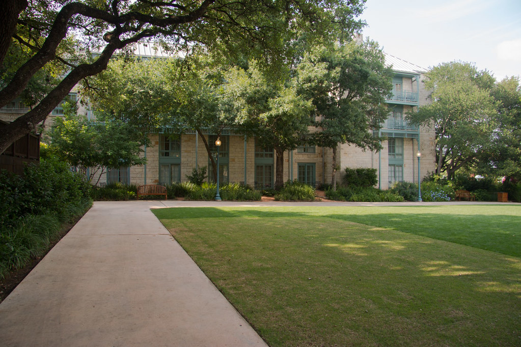 Hyatt Hill Country Resort and Spa Grounds
