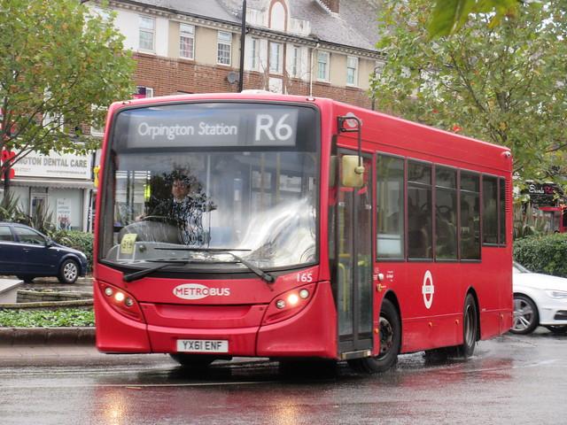 Buses in Orpington, Canon IXUS 275 HS