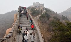 Beijing, Great Wall (2016)