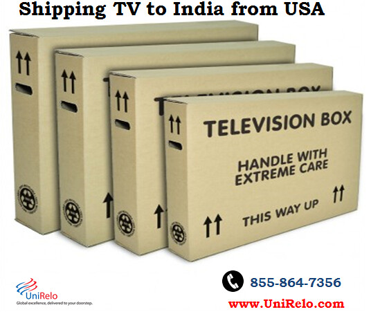 Shipping TV to India from USA - UniRelo   UniRelo has the ch…   Flickr