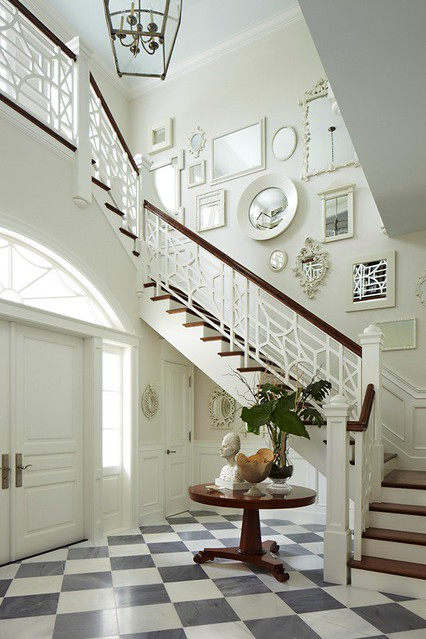 Things That Inspire Architectural design Stairs over the