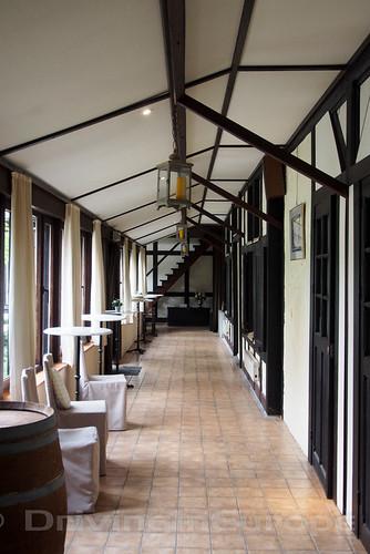 Hotel Kasteelhof 'T Hooghe 建物内部