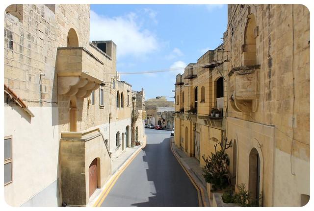 gozo street malta