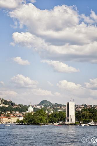 Como e le nuvole