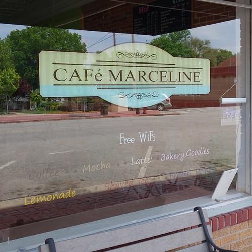 カフェ・マーセリン。