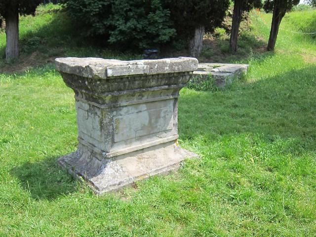 Etruscan Altar