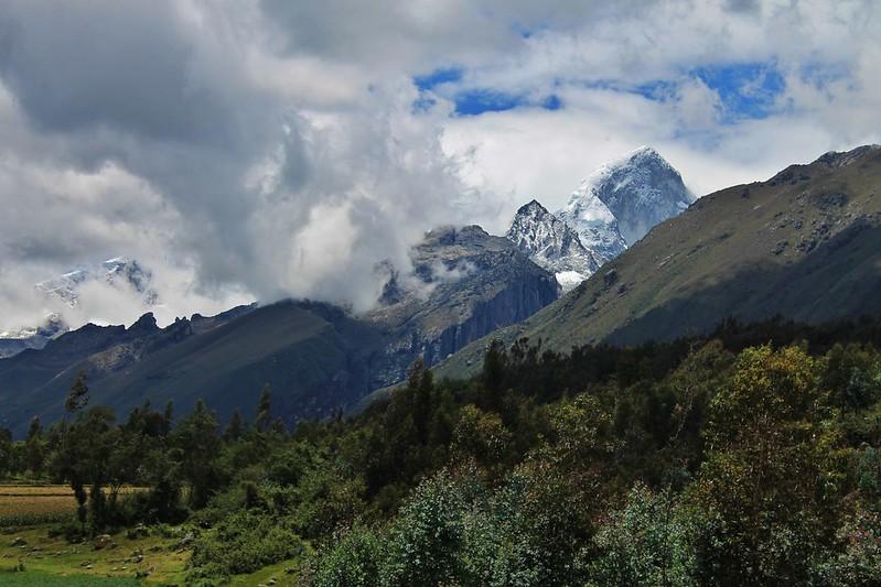 Huandoy South