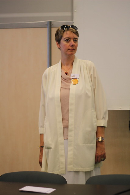 Anne Verneuil, présidente ABF