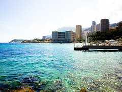 Monaco - Monte Carlo Beach Club
