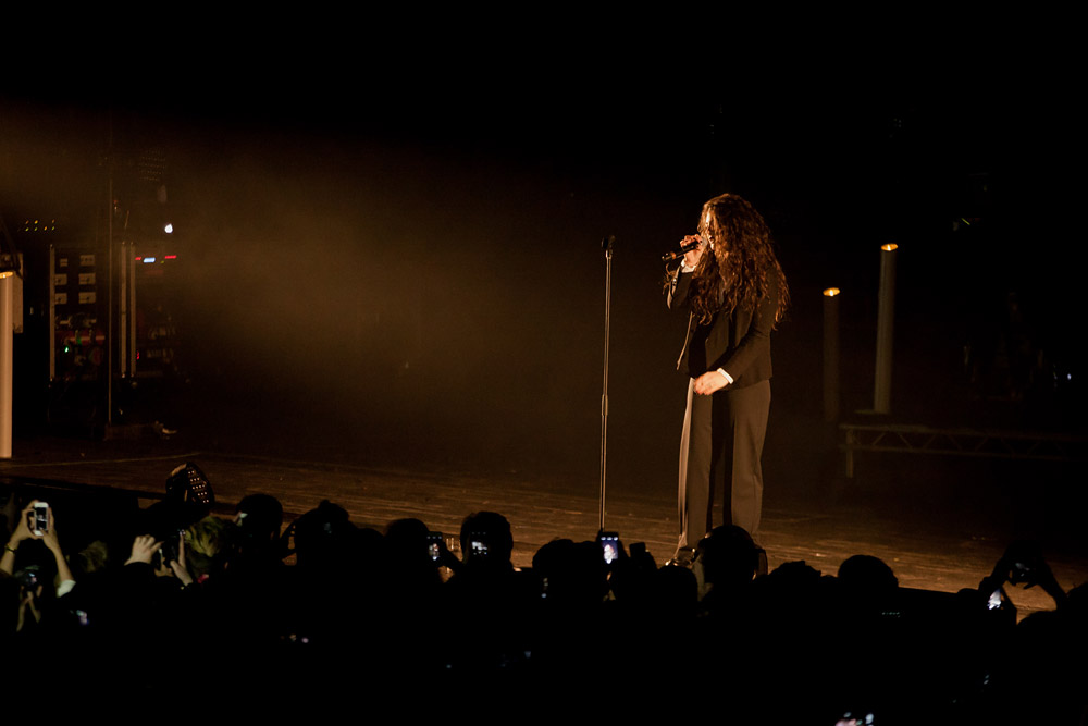 Lorde @ Brixton Academy, London 06/06/14
