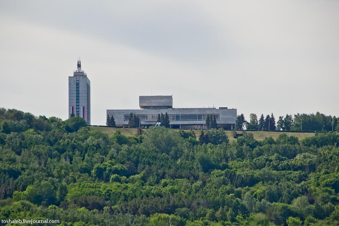 Куйбышевское водохранилище-50
