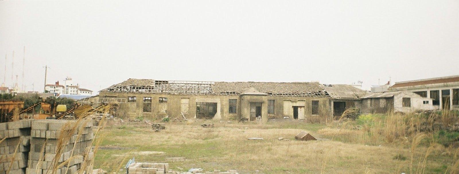 Seongsan Abandoned Building