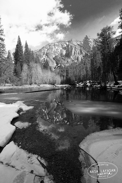 Yosemite in Mono, Yosemite National Park, California, USA