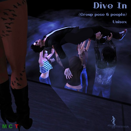 Dive in - Rhapsody