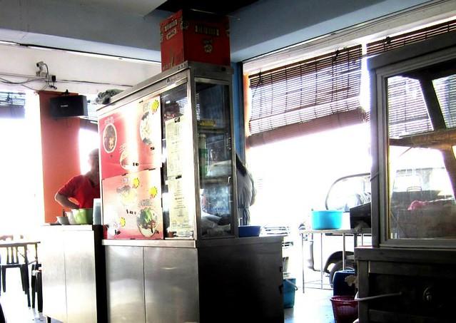Wan Foo kampua stall