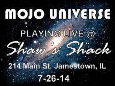Mojo Universe 7-26-14