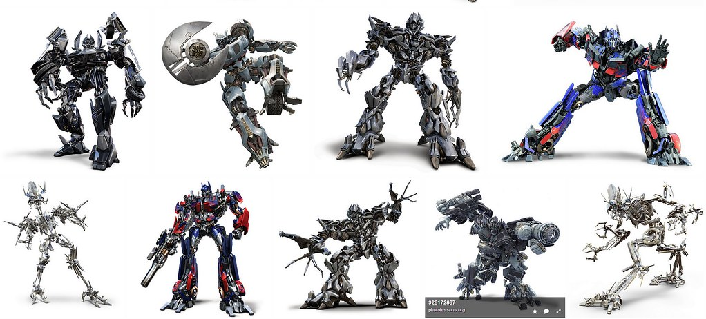 all-transformers