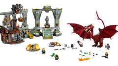 LEGO The Hobbit - The lonely mountain