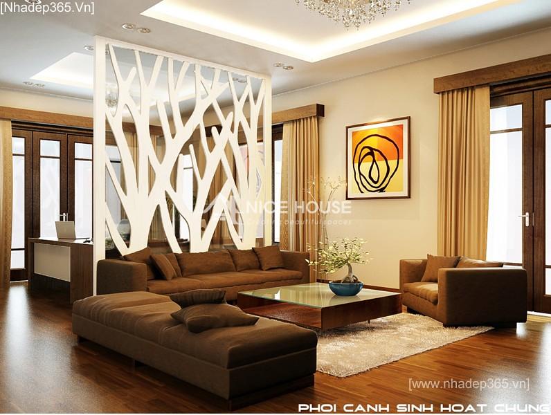 Thiết kế nội thất biệt thự Anh Sơn - Đông Anh_07