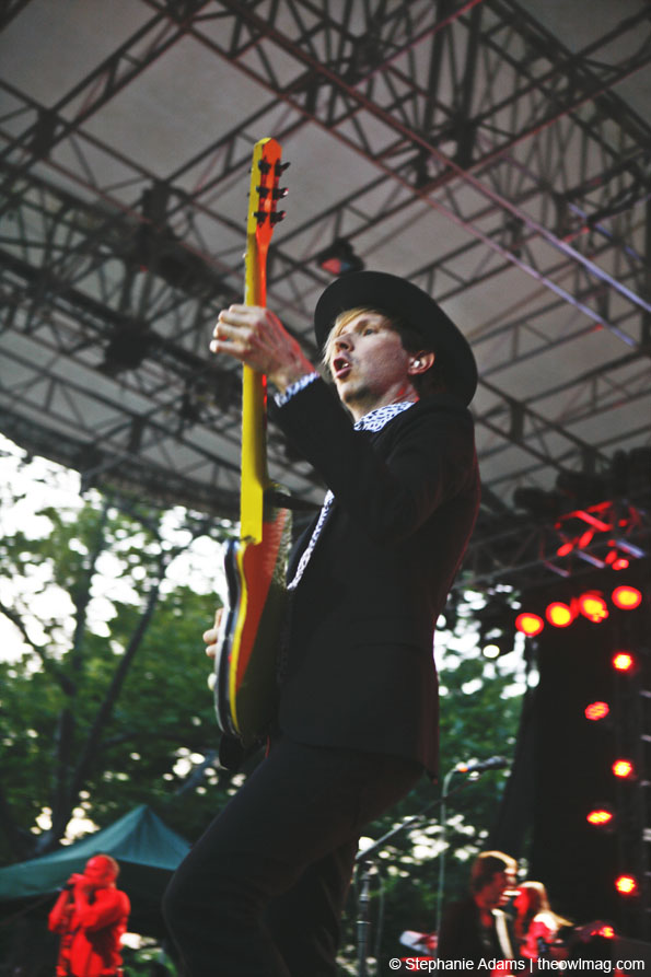 Beck @ Central Park Summerstage, NYC 07-01-2014 05